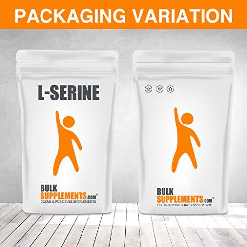 BulkSupplements L-Serine Powder (500 Grams) 5