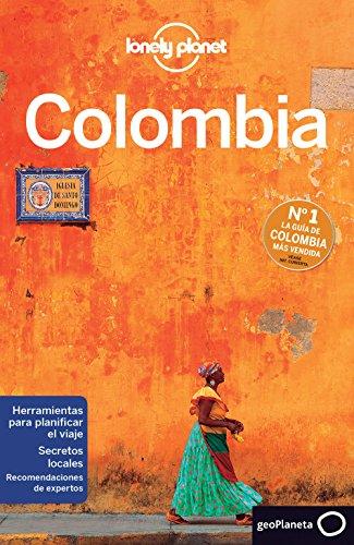Colombia 3: 1 (Guías de País Lonely Planet) [Idioma Inglés]