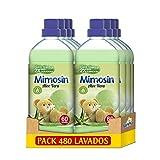 Mimosin Suavizante Concentrado Aloe Vera 60 lavados - Pack de 8