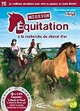 Mission Equitation A la recherche du cheval d'or + l'Encyclopédie du cheval