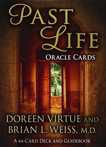 Past Life Oracle Cards: A 44-Card Deck and Guidebook by...