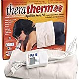 Chattanooga TheraTherm Digital Electric Moist Heating Pads, Large, 14' x 27'