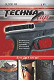 Techna Clip Glock 42 .380 Conceal Carry Belt Clip (Ambidextrous)