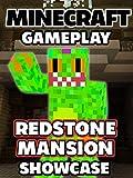 Clip: Minecraft Gameplay - Redstone Mansion Showcase