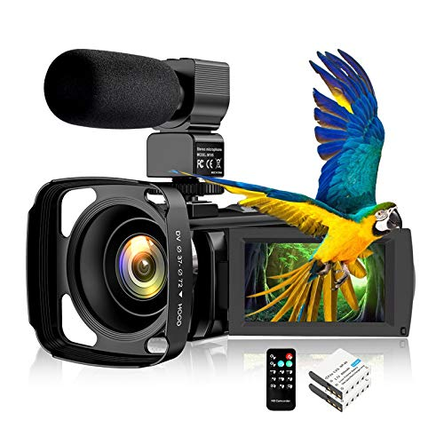 51UzEHz1FjL - The 7 Best Budget Camcorders