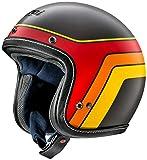 アライ(Arai) バイクヘルメット ジェット CLASSIC AIR BLITZ ブラウン 55-56cm