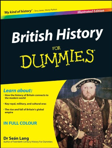 Download British History For Dummies - 1st Edition (2003)