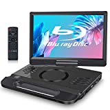 FANGOR Lecteur DVD Blu-Ray Portable 11.4 Pouces Accepte Full HD 1080P Dolby...