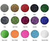 Fame Crafts Glitter Heat Transfer Vinyl (HTV), 12' x 10' 15-Color...