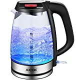 AICOK Electric Kettle, 1500W Ultra...