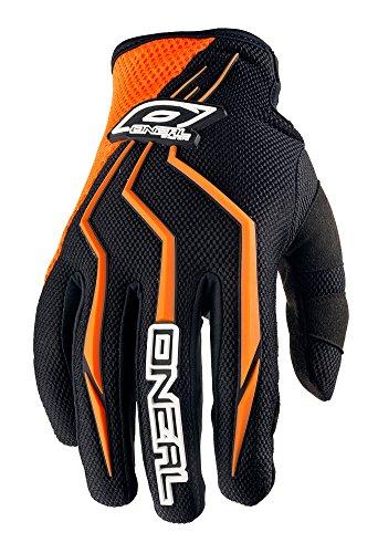 O'Neal Element Guanti da bambino Orange MX MTB DH Motocross Enduro Offroad Quad BMX FR, 0390-4,...