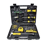 STANLEY Mechanics Tools Kit / Home Tool Kit, 65-Piece (94-248)