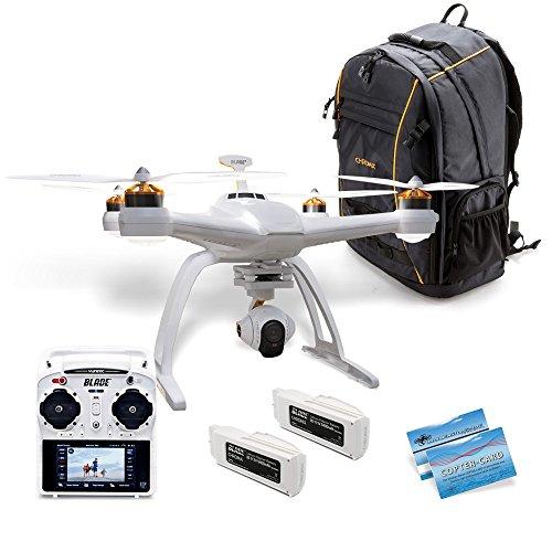 Drone quadricottero semi professionale Blade Chroma con camera CGO3 risoluzione 4K e sistema ST10+
