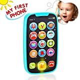 VATOS Baby Toys, Baby Play Phone Toys with Lights, Music| Early...