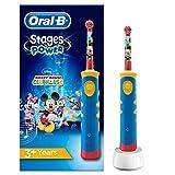 Oral-B Stages Brosse à Dents Électrique Pour Enfants Avec Personnage...