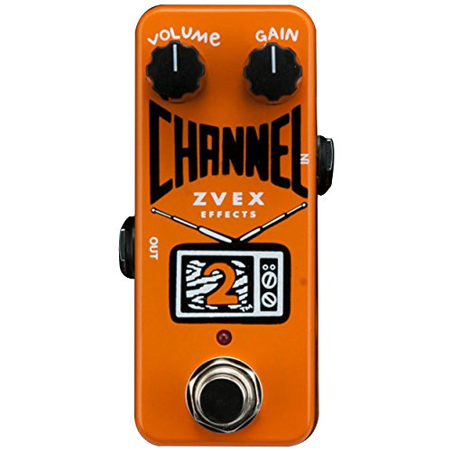 Zvex Channel 2 Guitar Pedal