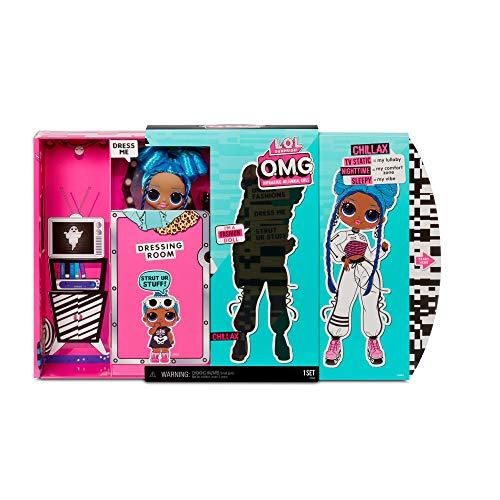 Image 3 - LOL Surprise Poupées mannequins collectionnables pour filles – Avec 20 surprises et accessoires - Chillax - OMG Series 3
