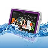 Atlas Waterproof Case for Kindle Fire HDX 7' by Incipio, Purple