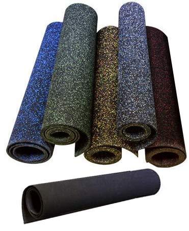 Heavy Duty Rubber Mats for Flooring