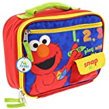 Sesame Street Elmo Lunch Tote - Play with me