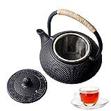 Sharemee Meilleure théière Japonaise en Fonte avec infuseur pour thé et...