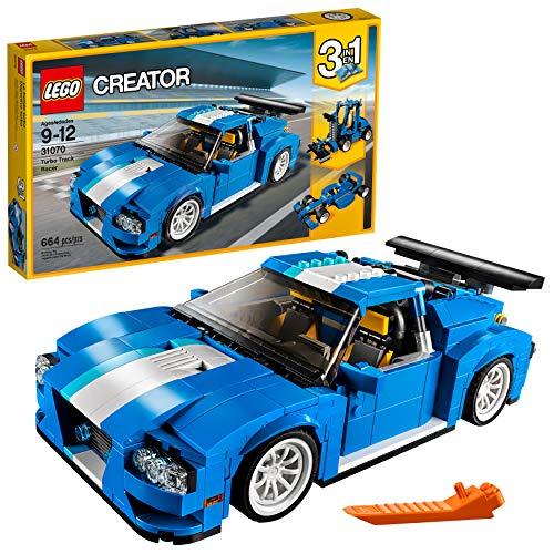 LEGO Creator Turbo Track Racer 31070 Building Kit (664 Piece)