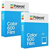 Polaroid Color 600 PHOTO PORST Film-Bundle Lot de 16 Photos
