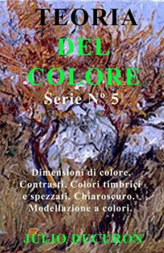 TEORIA DEL COLORE: Dimensioni di colore. Contrasti. Colori timbrici e spezzati. Chiaroscuro. Modellazione a colori.