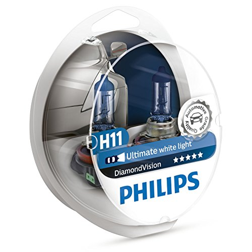 PHILIPS - Diamond Vision H11 Halogen HID