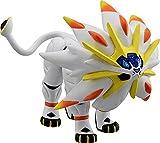 Pokémon Sun and Moon Monster Collection Mini Figure EX EHP 01 Solgaleo