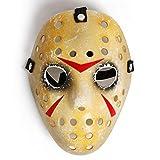CASACLAUSI Halloween MASK Kid MASK Costume Cosplay Horror Black Eyes