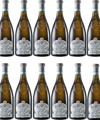 Vino Bianco Lugana Doc I Frati - Azienda agricola C dei Frati 12 bottiglie