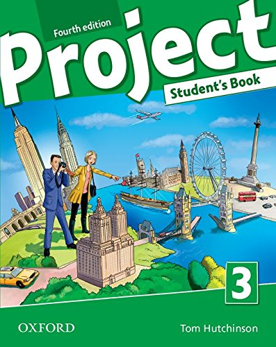 Project 3. Student's Book 4th Edition (Project Fourth Edition)