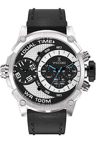 Timecode - Herren -Armbanduhr TC-1002-11