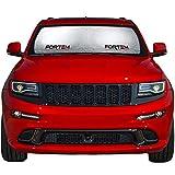 Fortem Car Sun Shade for Windshield, Sun Visor Front Windshield Sunshade, Windshield Cover,...