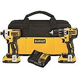 DEWALT 20V MAX XR Cordless Drill...