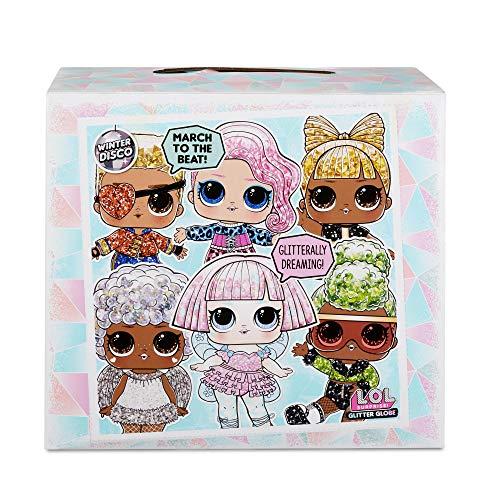 Image 12 - MGA- Poupée L.O.L. Surprise Glitter Globe de la série Winter Disco avec Cheveux Scintillants Toy, 561613, Multicolore