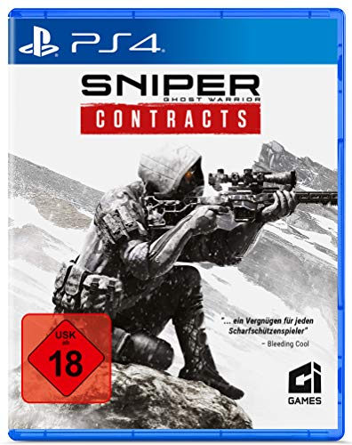 Sniper Ghost Warrior Contracts [Playstation 4]