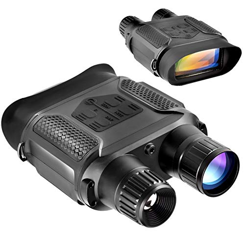 Digital Night Vision Binoculars 7x31mm-400m/1300ft Viewing...