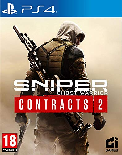 Snipper Ghost Warrior Contracts 2 - PS4