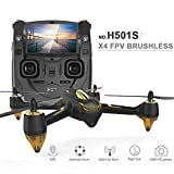 Hubsan H501S X4 5.8G FPV RC Drone with 1080P HD Camera Quadcopter...