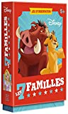 DISNEY CLASSIQUES - Jeu de cartes - 7 familles
