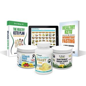 Dr. Berg's Keto Kit (with Bonus Meal Maker) 10 - My Weight Loss Today