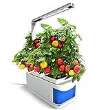 Messygo Mini Jardin Potager D'intérieur Kit De Plantation Hydroponique pour Fleurs, Légumes,...