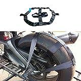 Scelet Sangle de Pneu de Moto Sangles à cliquet Sangle de Fixation de véhicule électrique de Moto...