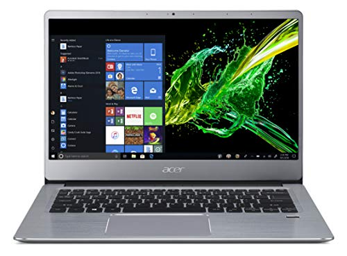 Acer Swift 3 SF314-41-R2XF Notebook con Processore AMD Ryzen 5 3500U, RAM da 8 GB DDR4, 512GB PCIe...