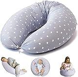 Bamibi Almohada Embarazada y Cojn Lactancia Beb Incluye...
