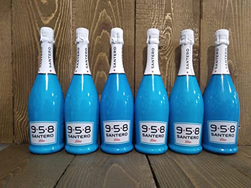 958 - Blue Santero - 6 x 0,75 l.