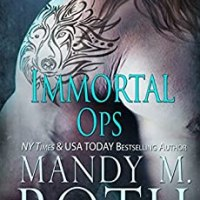 Rosie's #BookReviews Of Paranormal Military #Romance IMMORTAL OPS series books 1-3 by @mandymroth