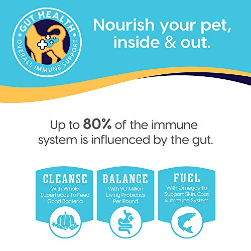 Product Image 6: Solid Gold - Indigo Moon with All Natural Chicken & Egg - Grain Free & Gluten Free - High Protein Holistic Dry Cat Food for All Life Stages - 6lb Bag